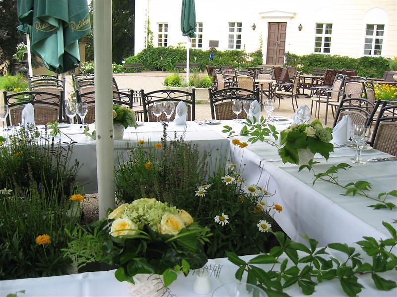 Feiern im Dritten Flügel - Saal - Schloss Lübbenau im Spreewald