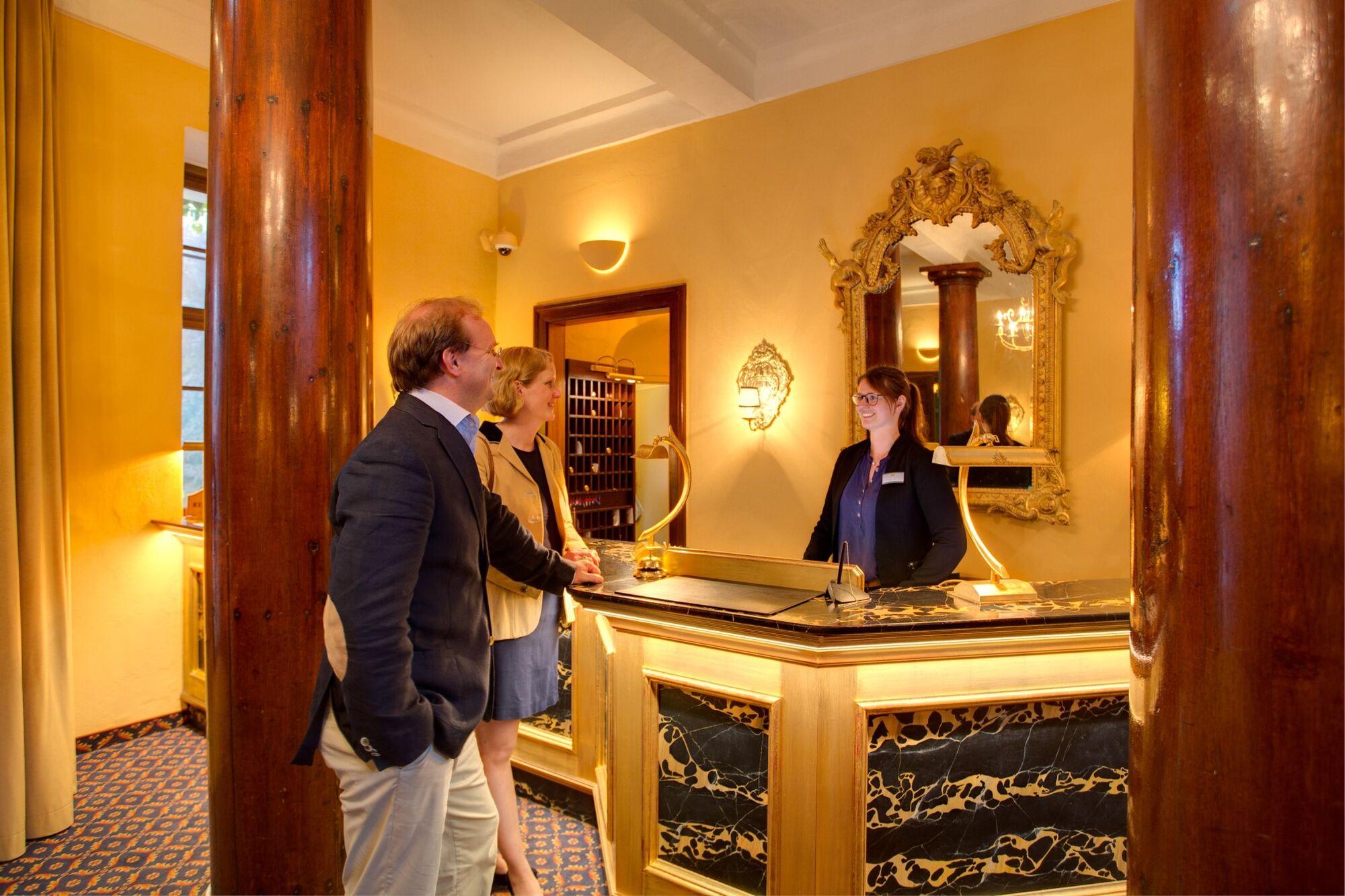 Schloss Brandenburg - Hotel Spreewald - Unterkunft Spreewald - Schloss Lübbenau im Spreewald