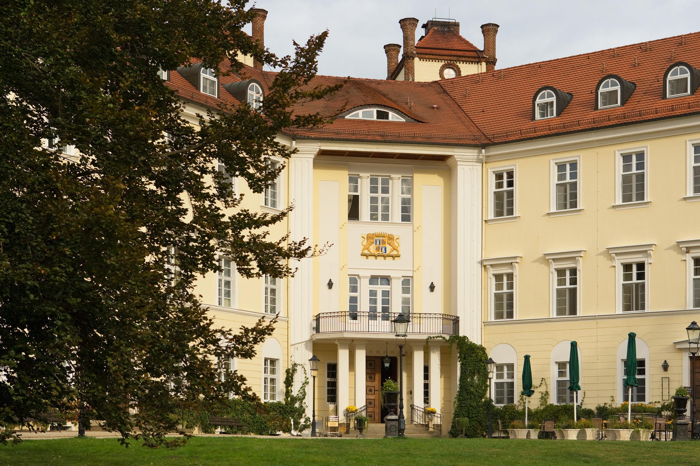 Schloss Lübbenau - Schloss-Hotel - Spreewald - Lübbenau