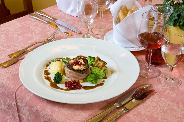 Restaurant Spreewald - Schloss-Restaurant LINARI - Schloss Lübbenau im Spreewald