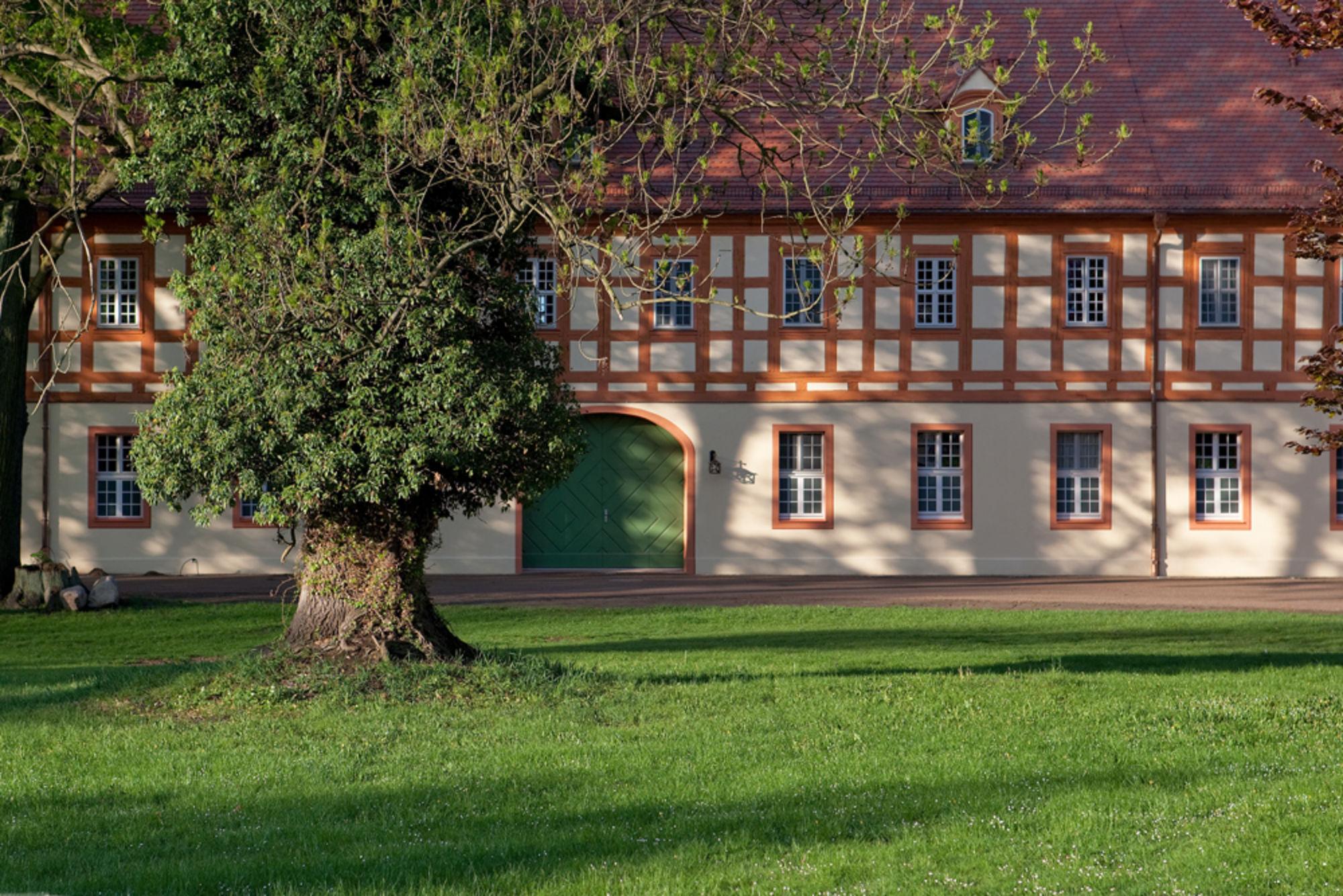 Urlaub Spreewald - Marstall - Die Urlaubsresidenz im Spreewald - Schloss Lübbenau im Spreewald