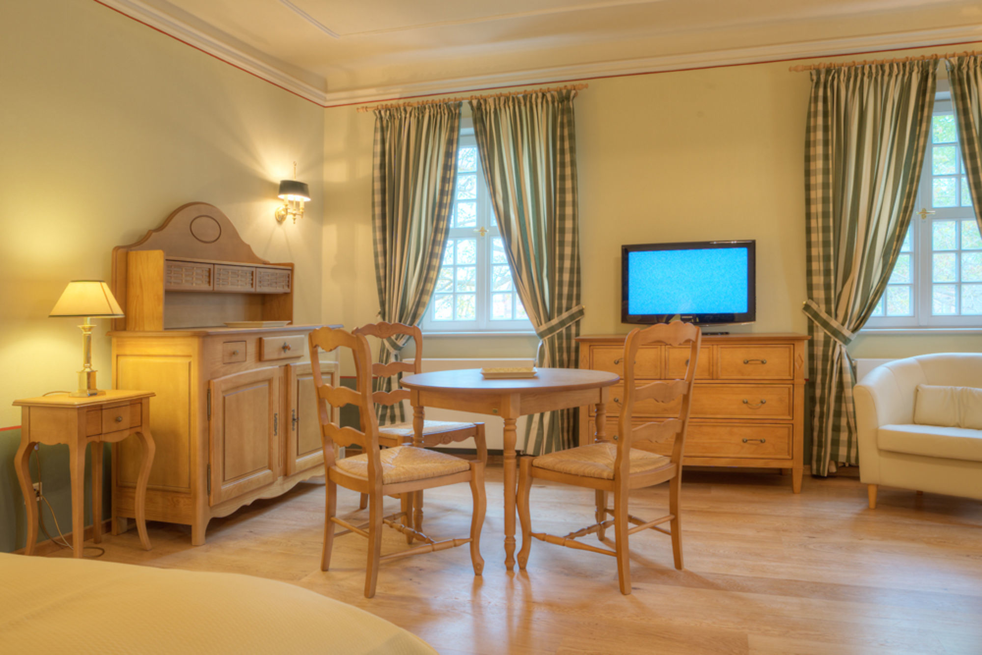 Urlaub Spreewald - Marstall - Die Urlaubsresidenz im Spreewald - Zimmer - Schloss Lübbenau im Spreewald