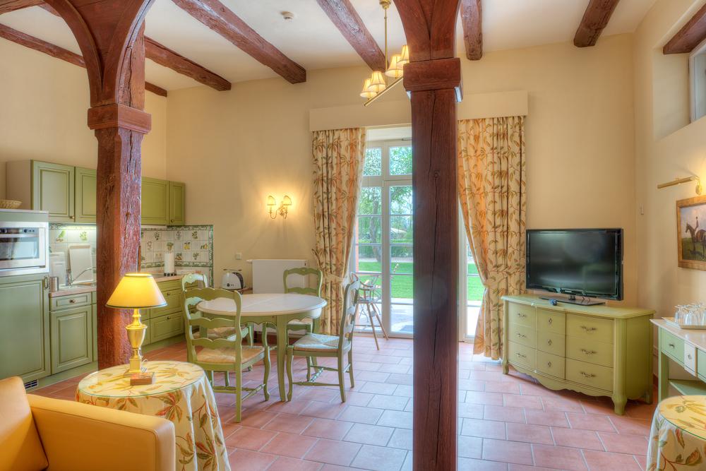 Urlaub Spreewald - Marstall - Die Urlaubsresidenz im Spreewald - Zimmer - Ferienapartment - Schloss Lübbenau im Spreewald