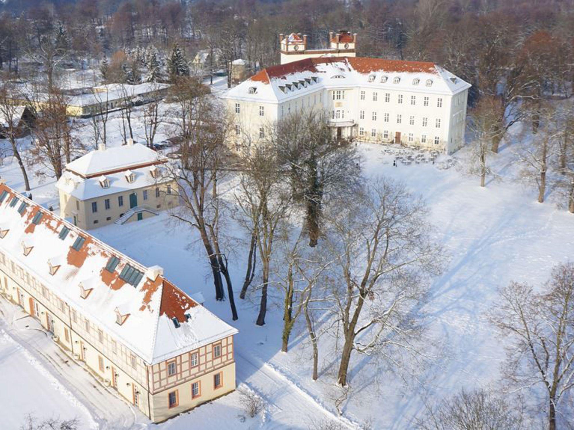 Urlaub im Schloss - Restaurant Spreewald - Urlaub Spreewald - Schlosshotel Brandenburg - Schloss Lübbenau im Spreewald