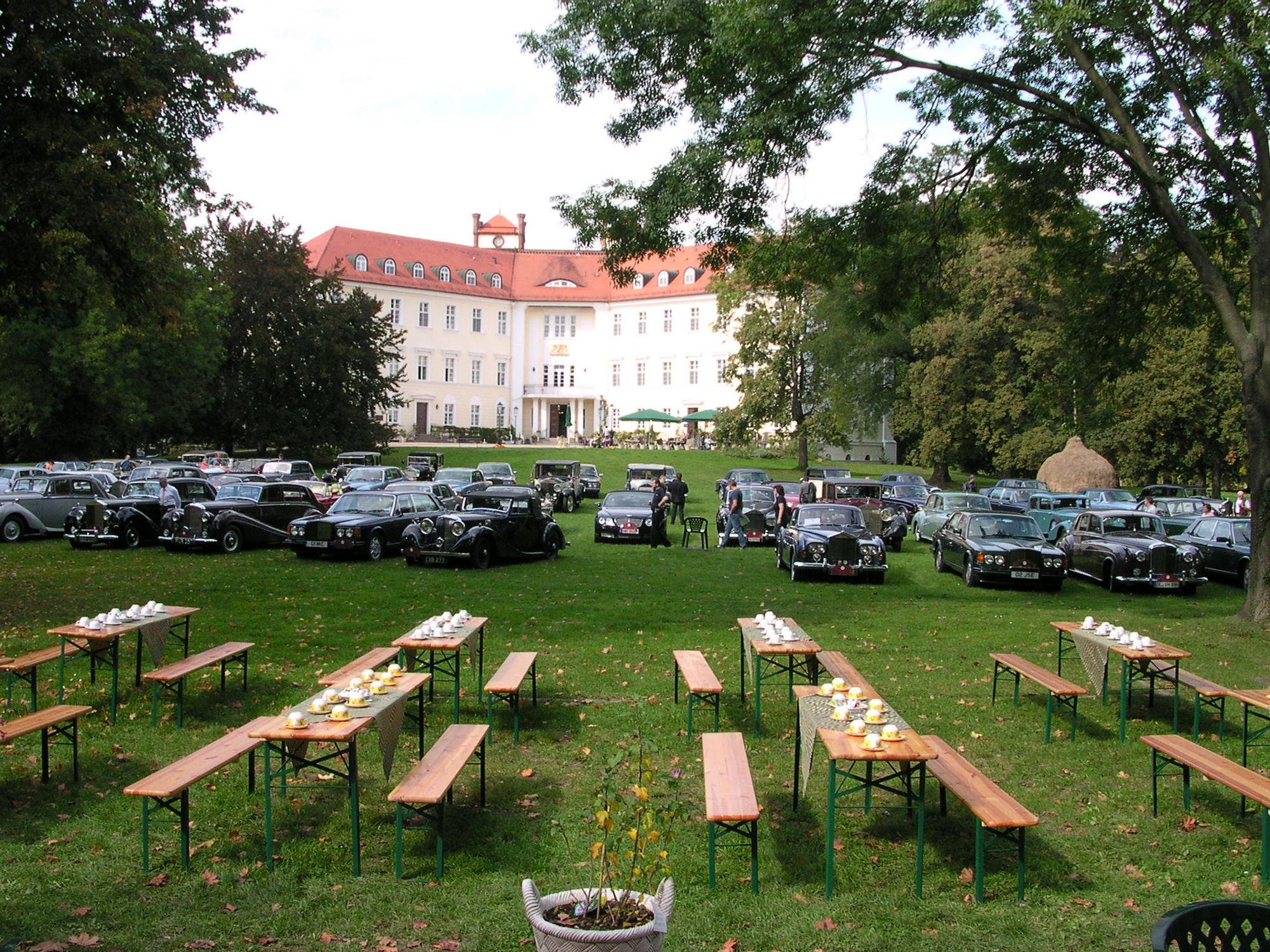 Hotel Spreewald - Urlaub im Schloss - Schlosshotel Brandenburg - Spreewald Arrangements - Schloss Lübbenau im Spreewald