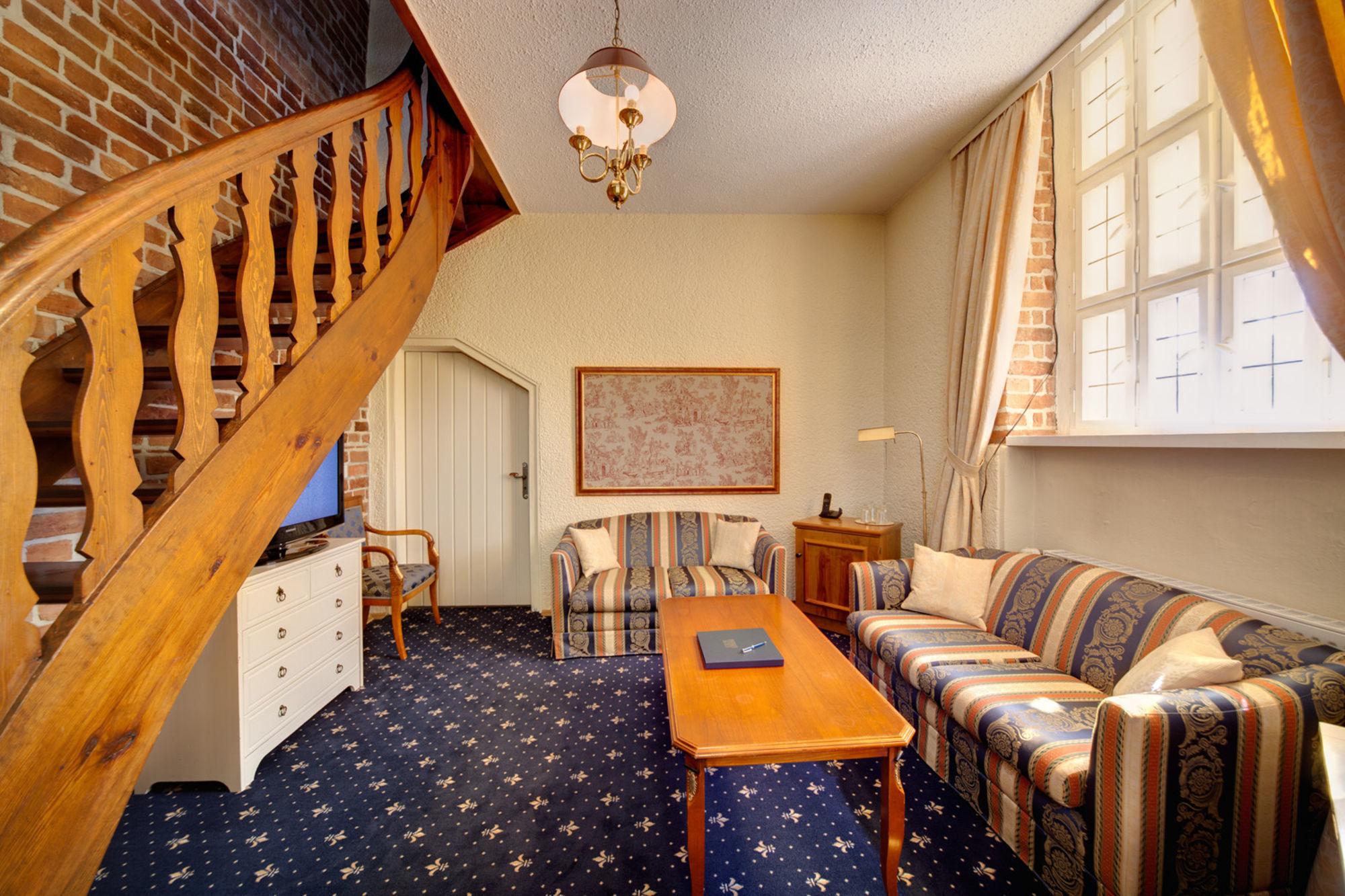 Urlaub Spreewald - Schloss-Hotel - Zimmer - Suite - Schloss Lübbenau im Spreewald