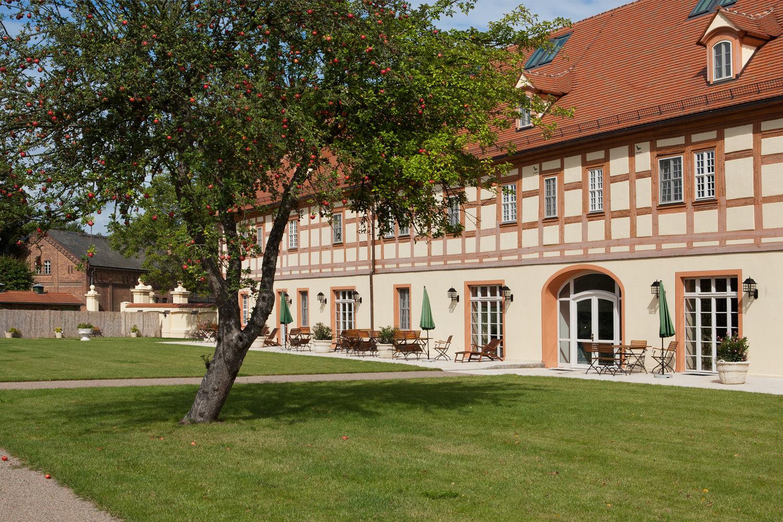 Urlaub Spreewald - Familienurlaub - Marstall - Die Urlaubsresidenz im Spreewald - Zimmer - Schloss Lübbenau im Spreewald