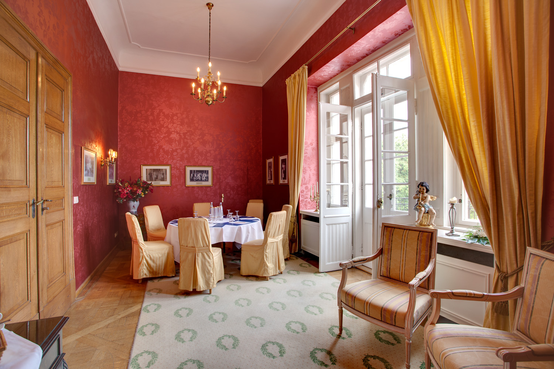 Tagungshotel Spreewald - Tagungshotel Brandenburg - Beletage - Balkonzimmer - Schloss Lübbenau im Spreewald