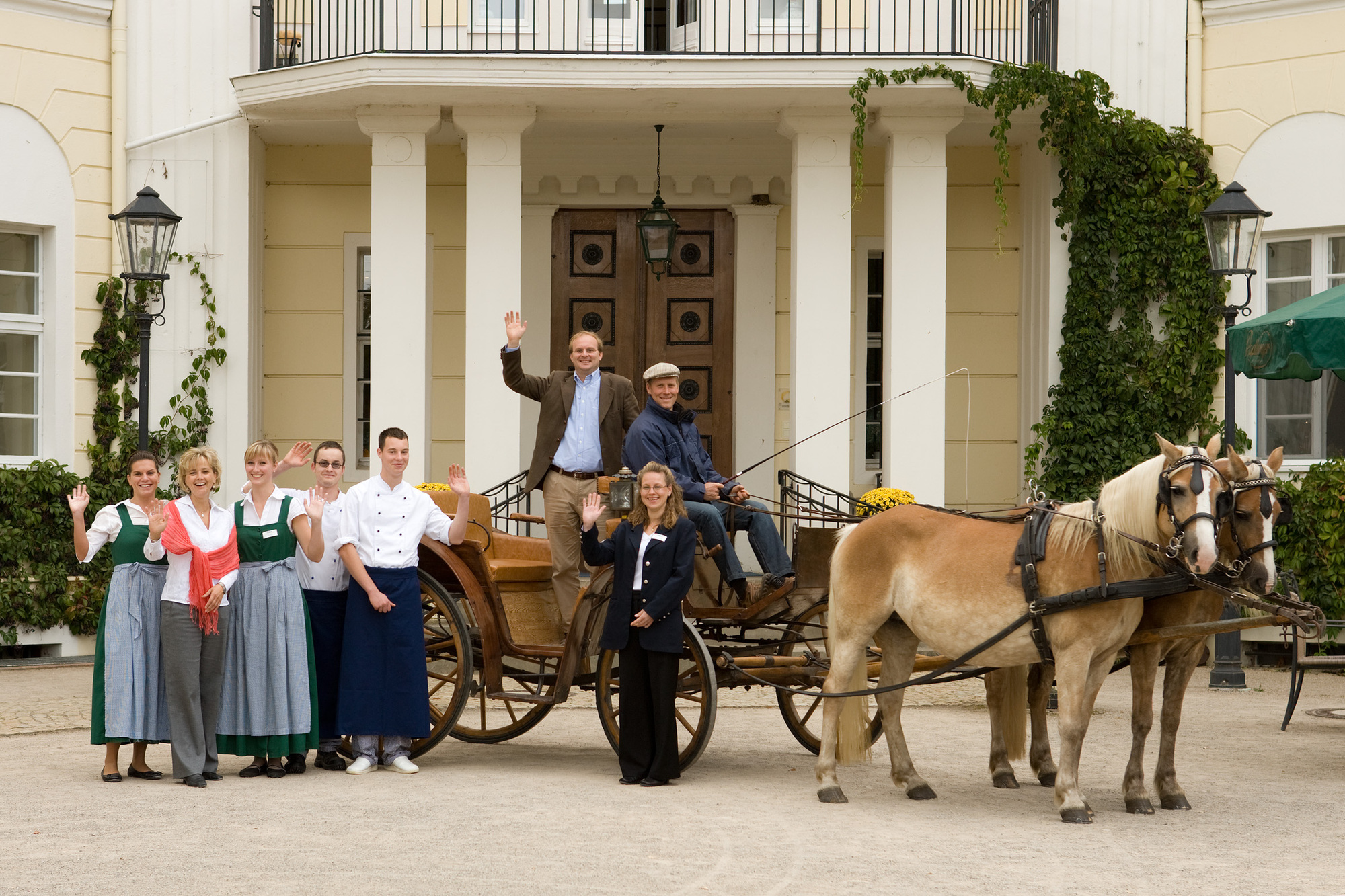 Kurzurlaub Spreewald - Unterkunft Spreewald - ?bernachtung Spreewald - Schloss L?bbenau im Spreewald