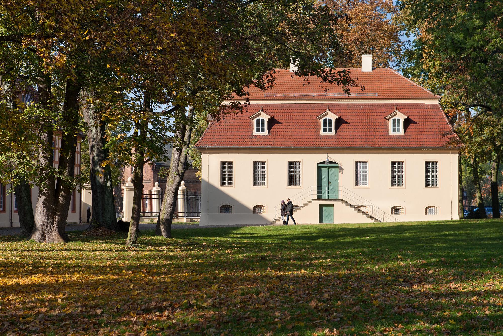 Kanzlei - Schloss Lübbenau - SpreewaldUrlaub im Schloss - Urlaub Spreewald - Schlosshotel Brandenburg - Spreewald erleben - Schloss Lübbenau im Spreewald