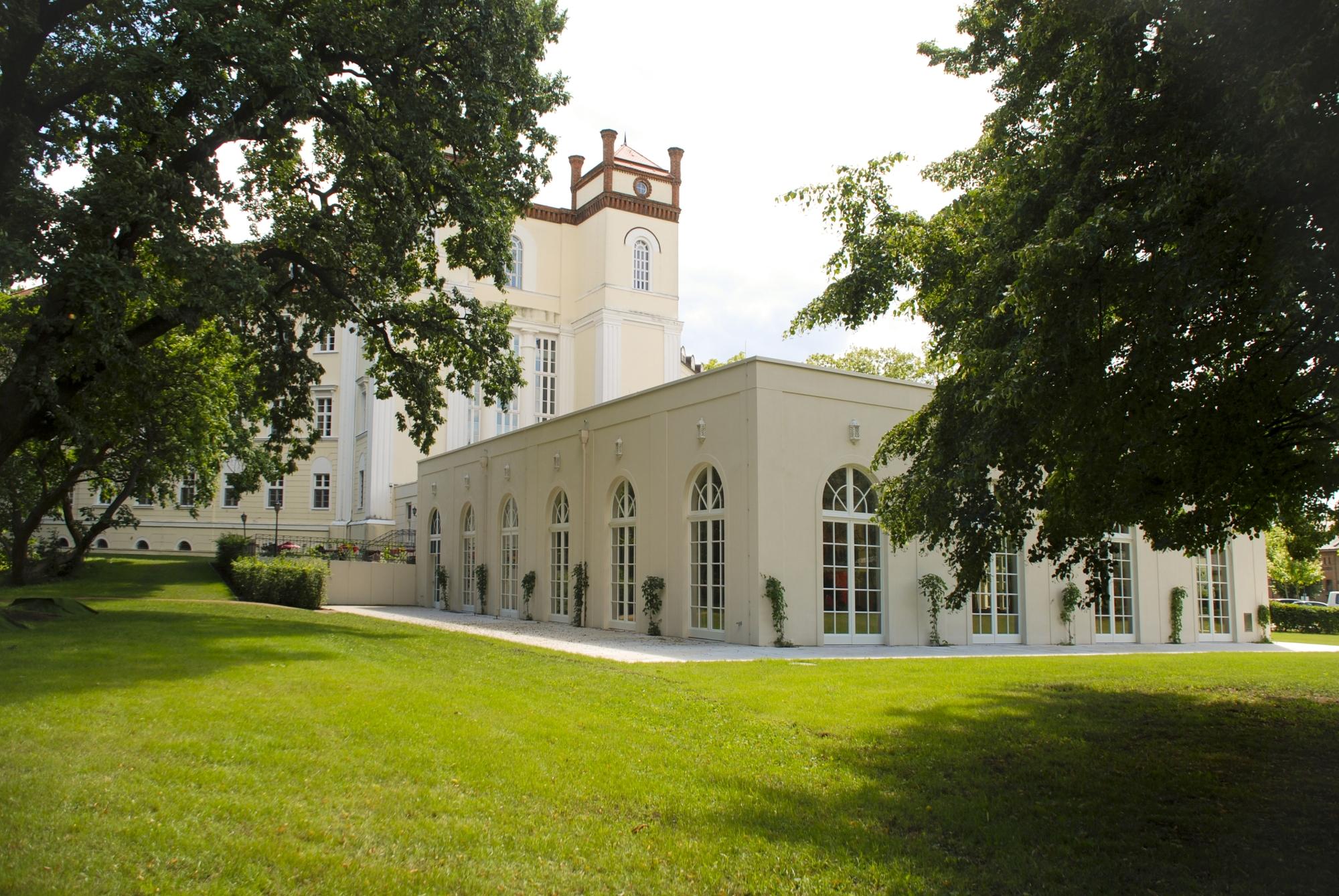 Dritter Flügel - Saal - Schloss Lübbenau im Spreewald