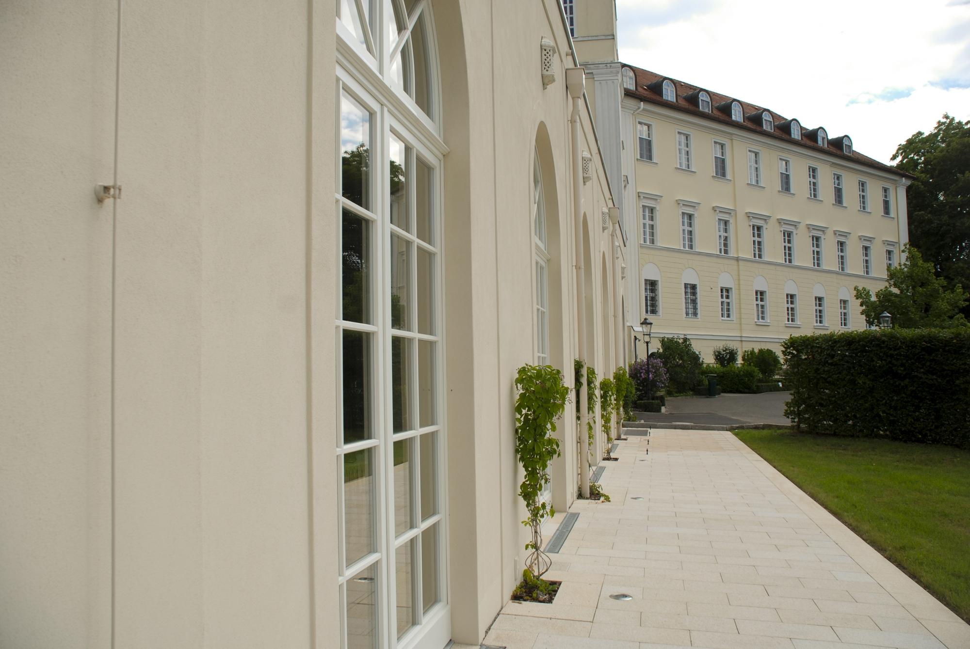 Schloss Hochzeit - Tagungshotel Brandenburg - Heiraten im Spreewald - Schloss Lübbenau im Spreewald