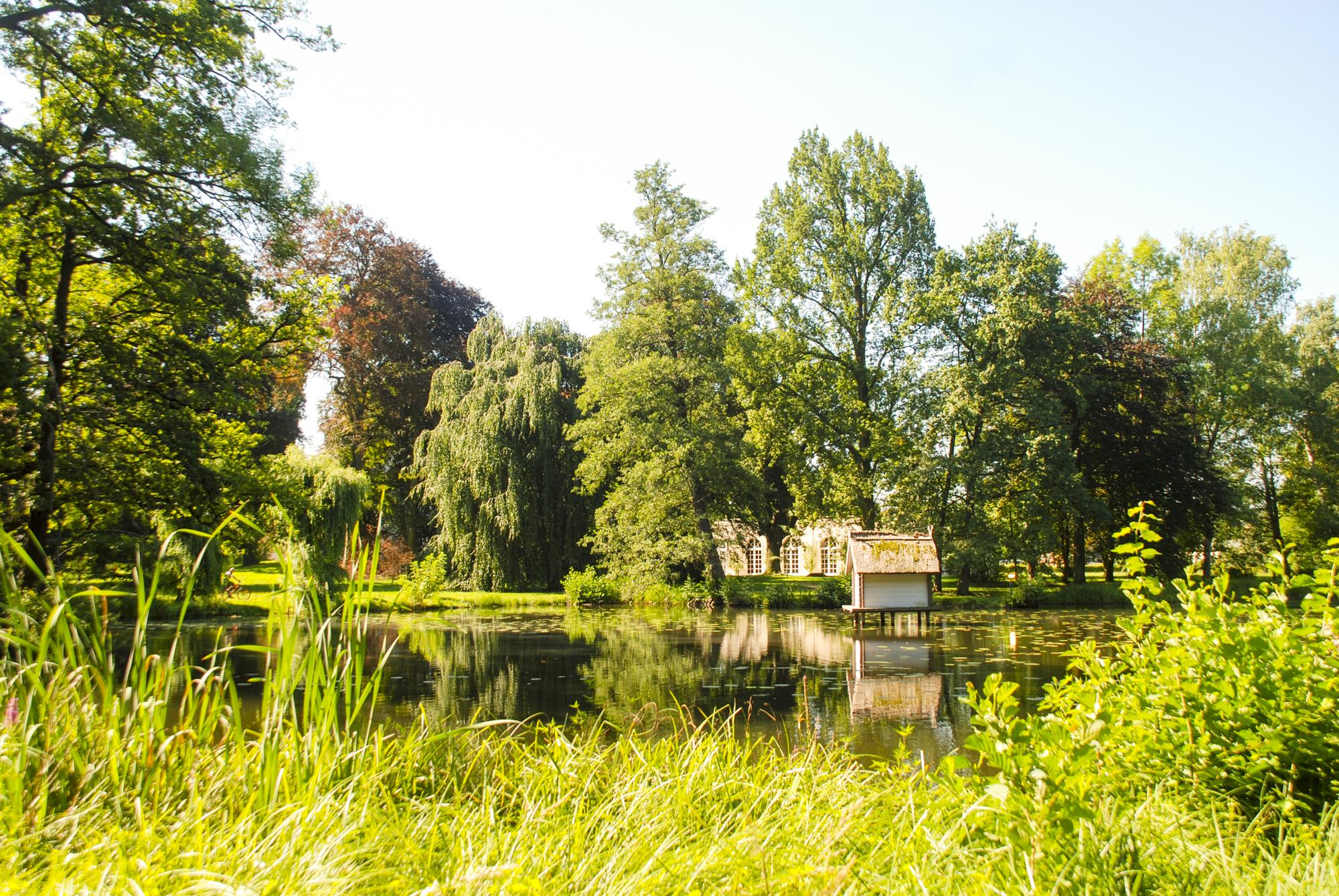 Urlaub Spreewald - Schlosshotel Brandenburg - Spreewald erleben - Schloss Lübbenau im Spreewald