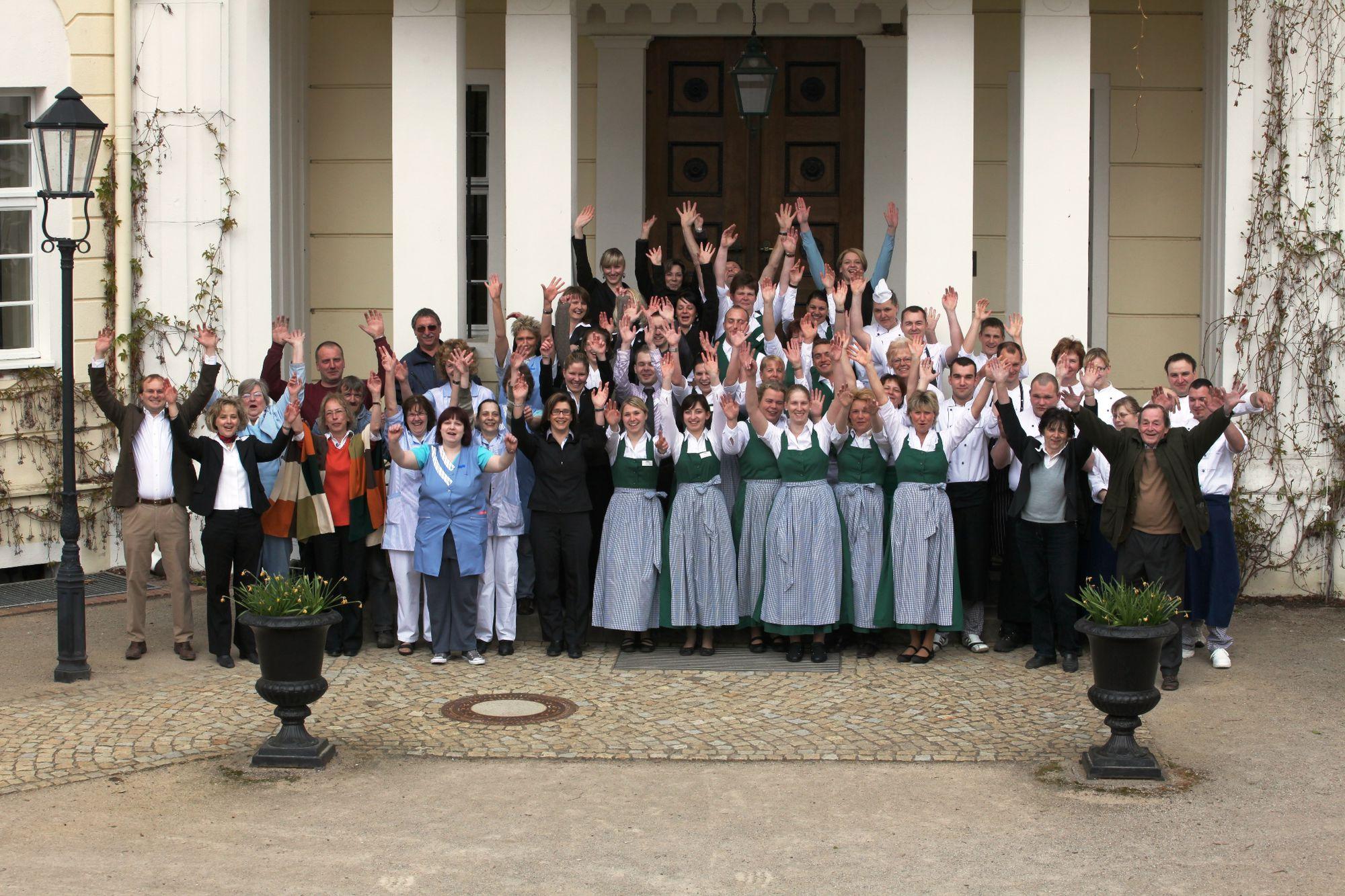 Schloss Brandenburg - Urlaub im Schloss - Spreewald erleben - Schloss Lübbenau im Spreewald