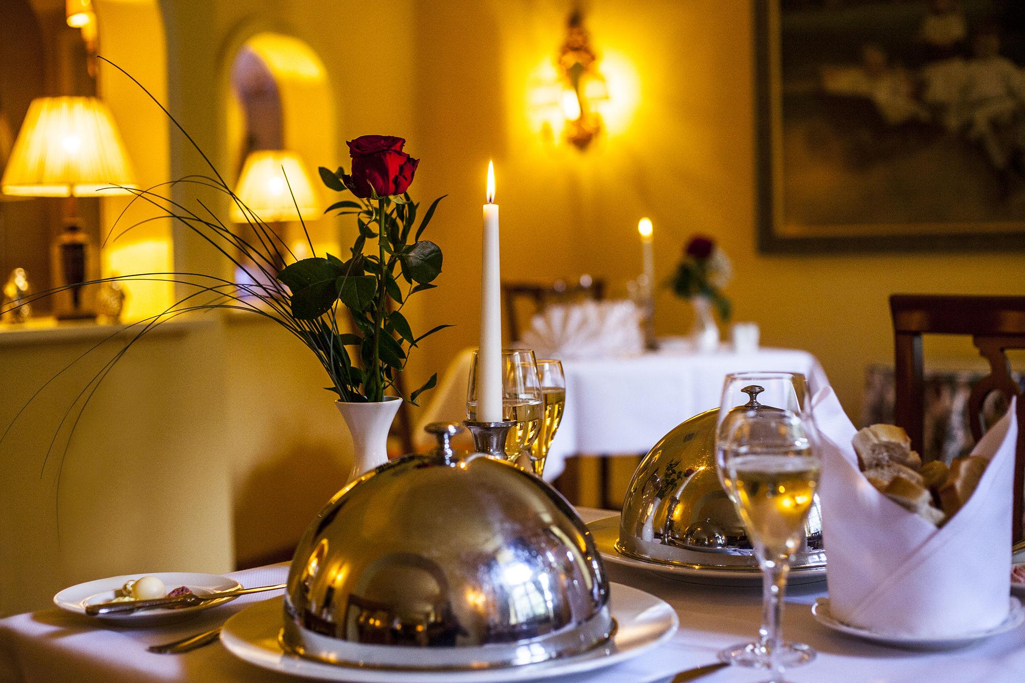 Restaurant Spreewald - Schloss Brandenburg - Spreewald erleben - Schloss Lübbenau im Spreewald